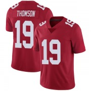Youth New York Giants Bobby Thomson Red Limited Alternate Vapor Untouchable Jersey By Nike